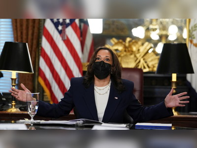 Manufacturing Kamala: 'Biden-Harris administration' verbiage is another step closer to the president the US media wanted all along