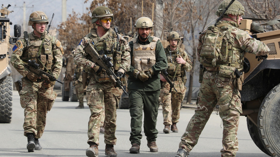 UK 'reserves right' to return to Afghanistan if terrorism flourishes in 'ungoverned spaces' – minister